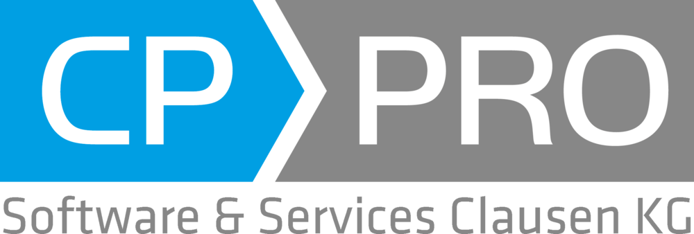 Logo CP-Pro Software & Services Clausen KG